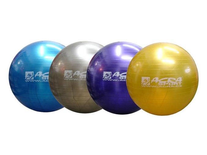 Acra gymnastický míč (Gymball) 85 cm