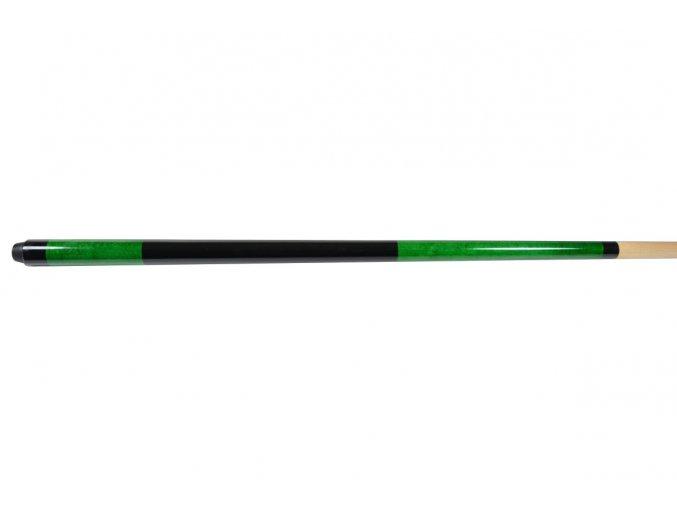 Tágo karambol 2-dílné JB 07 zelené 1801-green