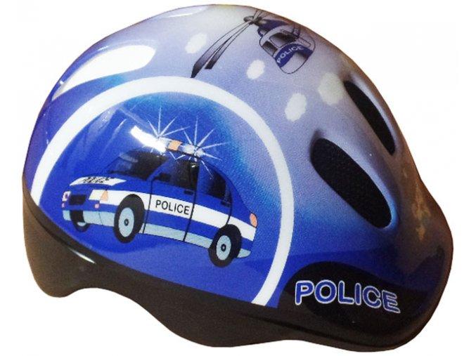 Brother dětská helma cyklistická a pro inline bruslení, CSH062