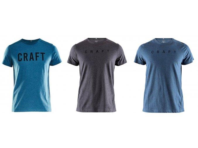 CRAFT Deft SS 1905899 pánské triko