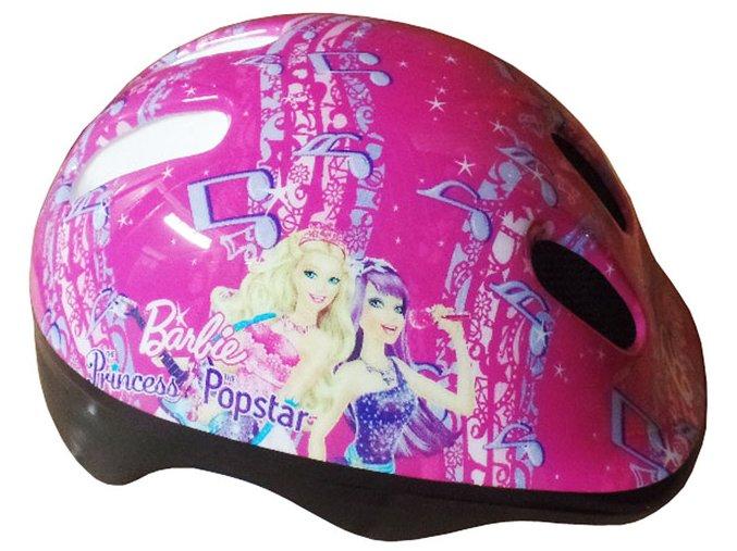 Helma cyklistická a pro inline bruslení dětská s potiskem CSH012