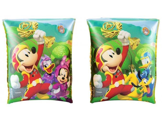 Bestway 91002 plavecké rukávky Mickey Mouse 23x15cm