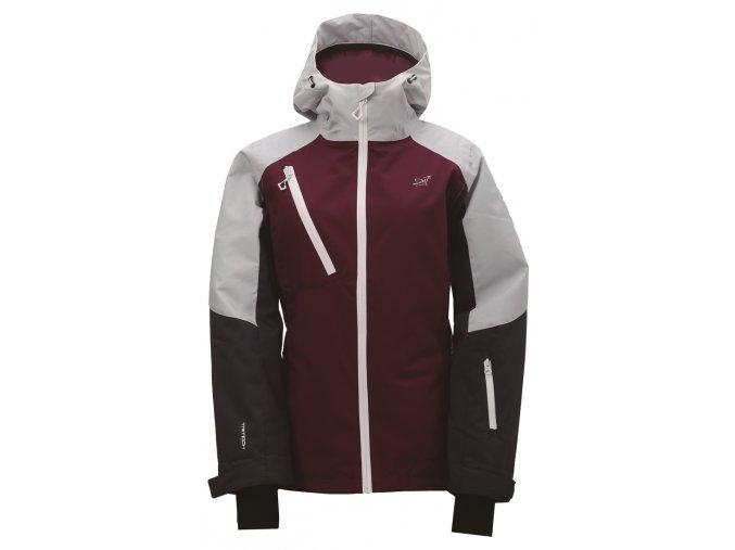 2117 of Sweden GRYTNÄS - ECO dámská lyžařská zateplená bunda