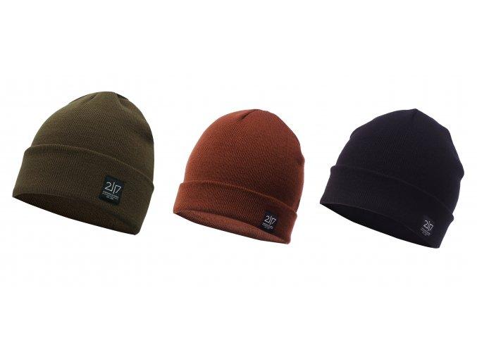 2117 VRENA pletená zimní čepice