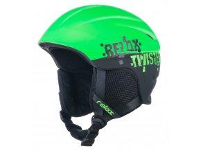 Relax TWISTER RH18T dětská/juniorská lyžařská helma