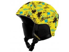 Relax TWISTER RH18W dětská/juniorská lyžařská helma