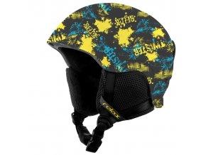 Relax TWISTER RH18X dětská/juniorská lyžařská helma