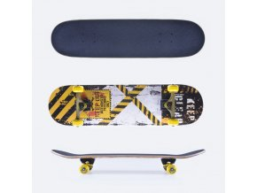 Spokey KEEPOUT Skateboard 78,7 x 20 cm
