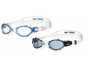 Arena NIMESIS CRYSTAL MEDIUM plavecké brýle