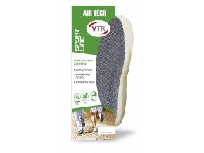 VTR Vložky do bot AIR TECH-prodyšné