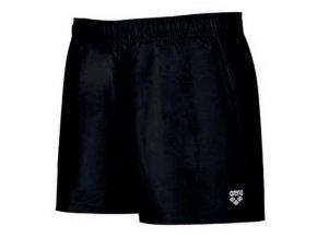 Arena FUNDAMENTALS X-SHORT black/white pánské koupací šortky