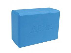 Yate YOGA Block - 22,8x15,2x7,6 cm modrý