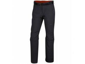 Husky Pilon L dámské outdoorové kalhoty grafit