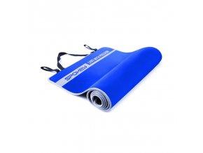 Spokey FLEXMAT V podložka na cvičení modrá 6 mm