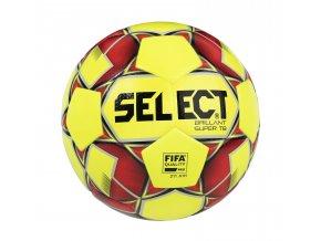 Fotbalový míč Select FB Brillant Super TB žluto červená