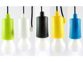 Trixline 248C LED kempingová svítilna