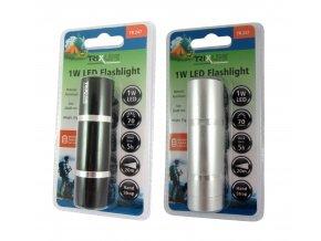 Trixline TR 247 Ruční LED hliníková svítilna