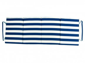 Skládací plážové molitanové lehátko Trieste-17 165x60x3 cm