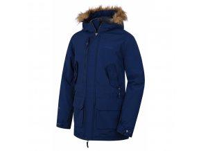Husky Nelidas M pánský plněný zimní kabát