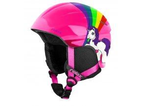 Relax TWISTER RH18A3 dětská/juniorská lyžařská helma