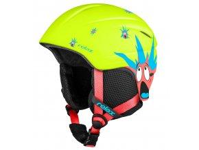 Relax TWISTER RH18A2 dětská/juniorská lyžařská helma