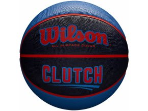 Wilson CLUTCH BSKT ORGROY basketbalový míč vel. 7