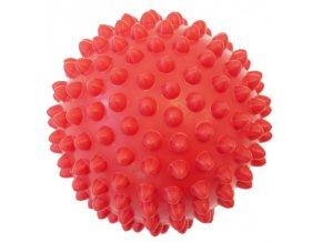 Yate Masážní míček - 8 cm červený