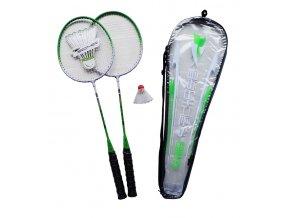 Brother GBR12A Badmintonová sada - 2 rakety+ košíček + pouzdro