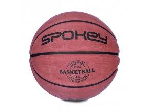 Spokey BRAZIRO II Basketbalový míč hnědý vel.5