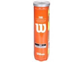 Wilson Tour Clay 4 ks tenisové míče