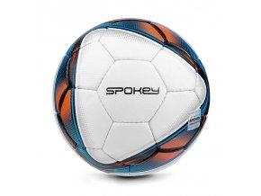 Spokey COOMB Halový míč bílo-modrý č.4