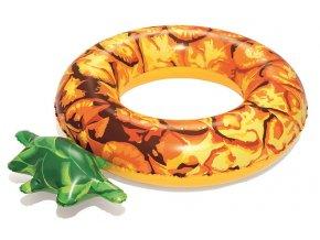 Bestway 36121 Nafukovací kruh - ananas 116 cm