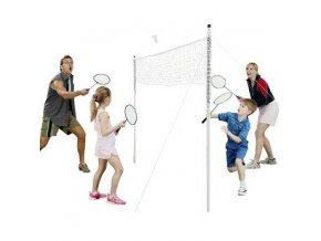 Sedco Rekreant síť badminton s tyčemi