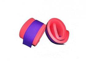 Matuška Dena Nadlehčovací rukávky (pár) - fialový zip 550x100x15mm