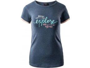 Hi-Tec Lady Solero dámské tričko