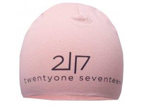 2117 SAREK elastická bavlněná čepice armygreen