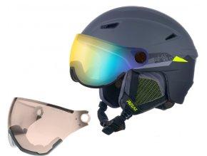 Relax STEALTH RH24Q lyžařská helma