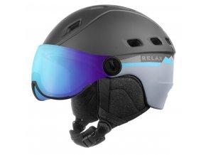 Relax POLAR RH30B lyžařská helma