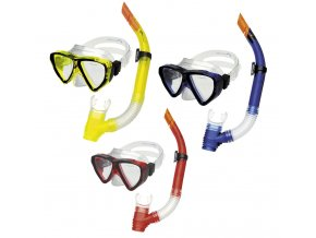 Spokey QUARIUS JUNIOR-Sada brýle+šnorchl