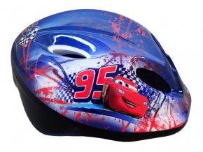 Dětská cyklistická helma Cars CSH064