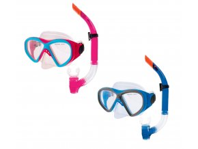 Spokey KRAKEN II Sada brýle + šnorchl