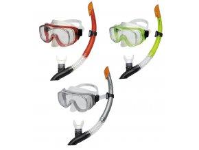 Spokey CEFEUSZ-Sada brýle+šnorchl