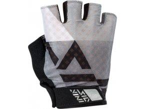 Silvini Anapo pánské cyklistické rukavice charcoal-black