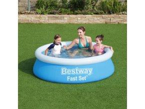 Bestway 57392 183x51cm samostavěcí bazén