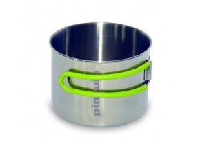 Pinguin Steel Mug 0,5l nerezový hrnek