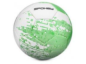 Spokey AGILIT PRO Fotbalový míč bílo-zelený vel.5