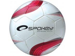 Spokey OUTRIVAL REPLICA II Fotbalový míč červený č.5