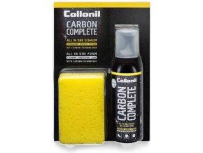 Collonil Carbon Complete 125ml impregnační pěna, set s houbičkou