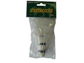 Badmintonové košíčky plastové 3ks
