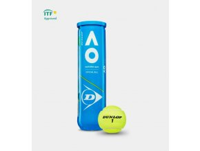 Wilson Australian Open 4ks tenisové míče